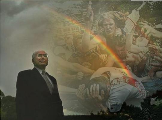 John Howard an the Cronulla riots